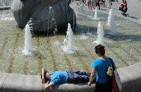 Завтра в Киеве жара до +30