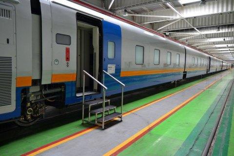УЗ хоче закупити швидкісні потяги Talgo
