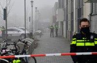 Около центра по тестированию на COVID-19 в Нидерландах произошел взрыв