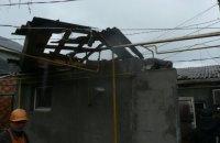 При взрыве газа в жилом доме в Одессе пострадал человек