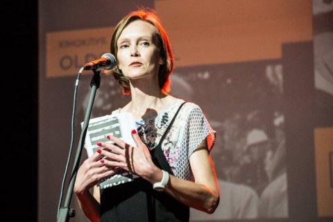Олена Гончарук: «Довженко-Центр не планує зникати, ми хочемо розвиватись»