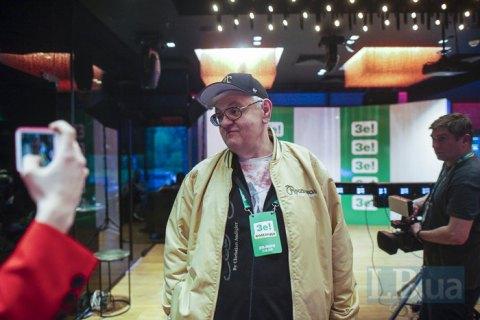 Актер и телеведущий Сивохо назначен советником секретаря СНБО
