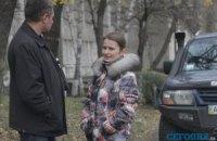 Жена Мазурка приехала в морг за телом мужа