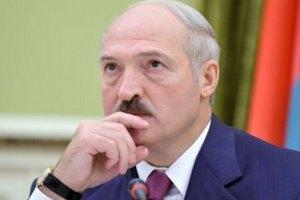 До Лукашенка потрапила секретна карта з кабінету Турчинова
