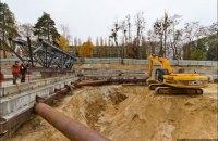 """Строительство метро на Виноградарь """"катастрофически"""" отстает от графика"""