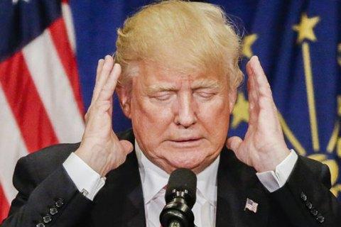 """Імовірний автор записки про """"компромат"""" на Трампа переховується, - ВВС"""