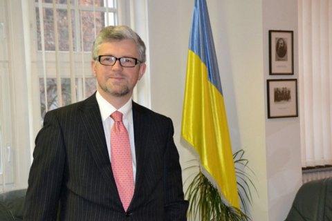 """Мельник призвал Германию способствовать членству Украины в НАТО без каких-либо """"если"""" или """"но"""""""