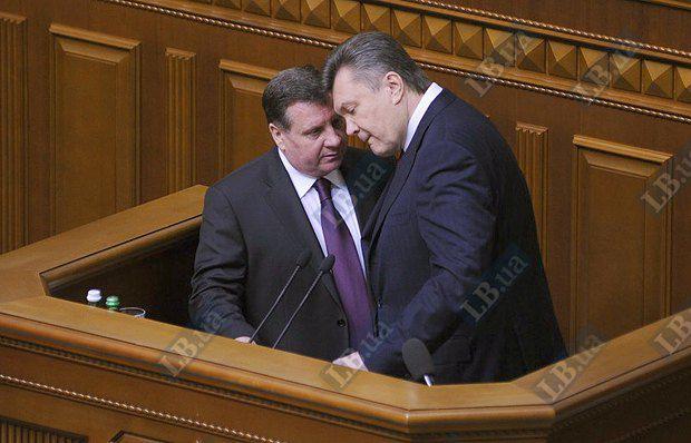 Поддержку Януковичу в Раде обеспечивает даже вице-спикер