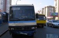 У Криму зіткнулася маршрутка і вантажівка, 17 осіб постраждали
