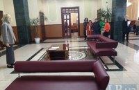 На железнодорожном вокзале в Киеве открыли зал ожидания для военных