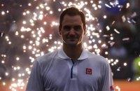 Федерер за 5 виставкових матчів в Америці заробив 12 млн доларів