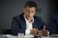 """Зеленський про роботу ТКГ: """"зараз я дуже задоволений Леонідом Кравчуком"""""""