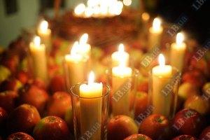 Православні та греко-католики відзначають Яблучного Спаса