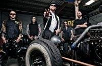 Известная американская метал-группа даст концерт в Киеве