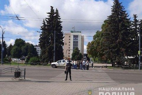 СБУ просит жителей Луцка оставаться дома или на рабочих местах