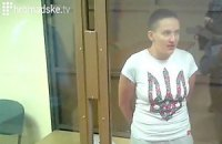 Савченко: російські журналісти загинули від вогню сепаратистів