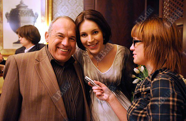 Никита Василенко и Соня Кошкина