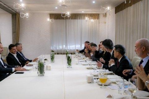 Зеленский обсудил с послами G7 реформирование правоохранительных органов