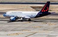 Найбільша авіакомпанія Бельгії скасувала всі рейси 13 лютого