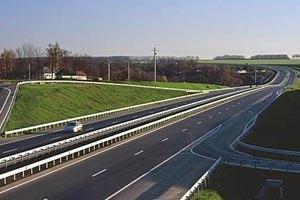 Завершен ремонт дороги Киев-Чоп