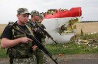 """Захарченко заявляє, що особисто бачив падіння """"Боїнга"""""""