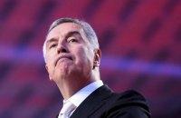На виборах у Чорногорії партія президента випереджає проросійську коаліцію