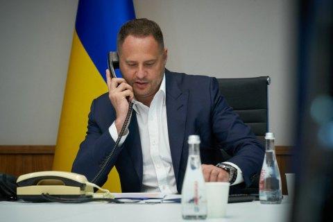 Єрмак обговорив із Нуланд деталі візиту Зеленського до США, - ОП