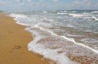 Азовское море вышло из берегов
