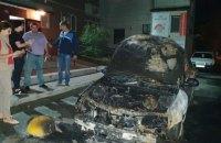 """Поліція затримала підозрюваного в підпалі автомобіля журналістів програми """"Схеми"""""""