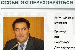 СБУ объявила в розыск крымского вице-премьера
