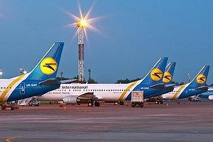 Россия пригрозила запретить рейсы украинских авиакомпаний