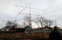 Военные нашли радиоцентр в доме в Станице Луганской