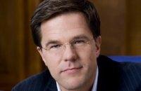 Премьер Нидерландов не видит оснований для отмены санкций против России