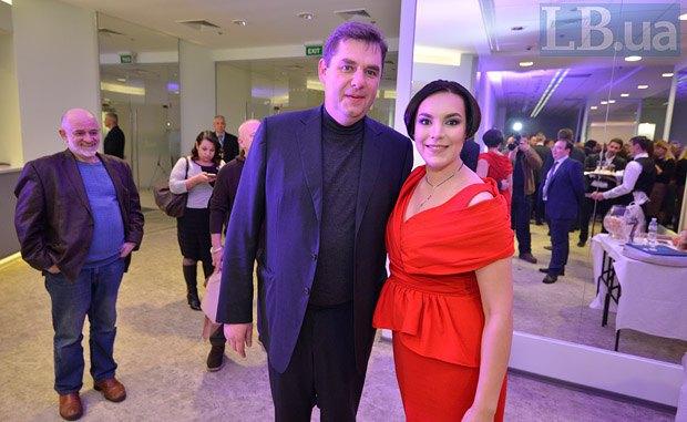 Александр Третяков и Соня Кошкина