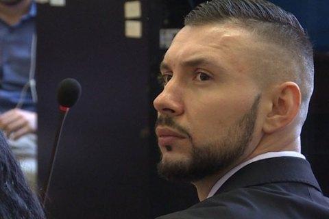 На суді в Італії українському нацгвардійцю Марківу вперше дали слово