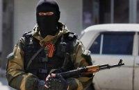 За ніч бойовики 34 рази обстріляли позиції сил АТО