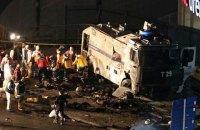 Курдские боевики взяли на себя ответственность за теракт в Стамбуле