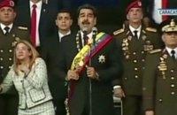 Власти Венесуэлы заявили о покушении на президента Мадуро с помощью дронов