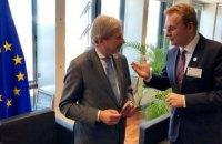 Садовый предложил в Брюсселе привлечь европейцев к управлению украинской ГТС