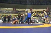 Український борець став ініціатором масової бійки на міжнародному турнірі