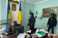Начальник отдела винницкой налоговой попался на взятке в 50 тыс. гривен
