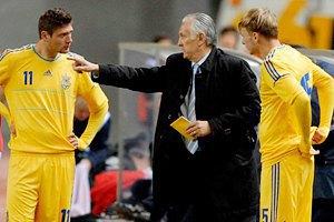 Збірна України в травні може зіграти з Португалією