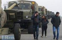 """Російські військові відмовляються від """"відряджень"""" на Донбас, - Міноборони"""