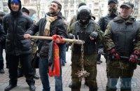 """""""Правый сектор"""" объявил на завтра мобилизацию своих подразделений"""