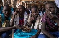 60% жителей Южного Судана оказались на грани голода