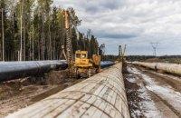 """На магістральному газопроводі """"Газпрому"""" сталася пожежа"""