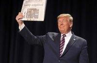 Трамп анонсував колективний позов проти Twitter та Facebook