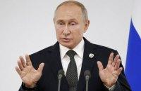 """Путин выступил против антигрузинских санкций """"из уважения к грузинскому народу"""""""