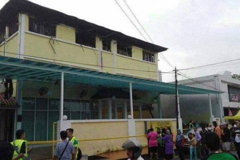 24 человека погибли при пожаре в религиозной школе в Малайзии (Обновлено)