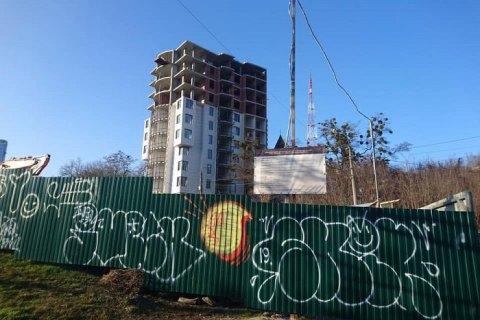 "В Киеве запретили строительство ""дома Билозир"" на Подоле"